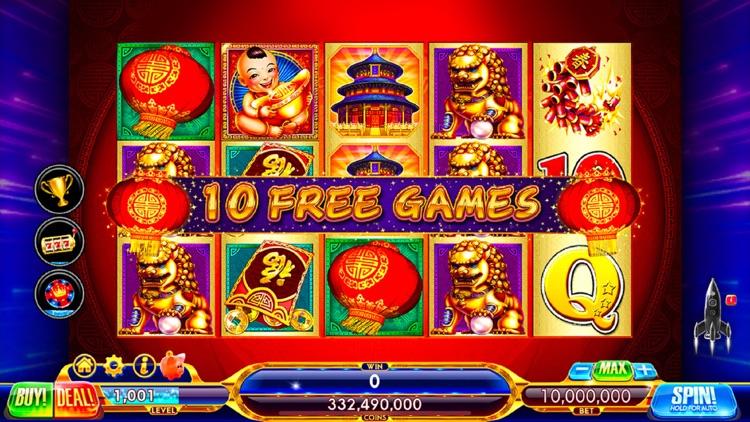 Hot Shot Casino Slots Games screenshot-8