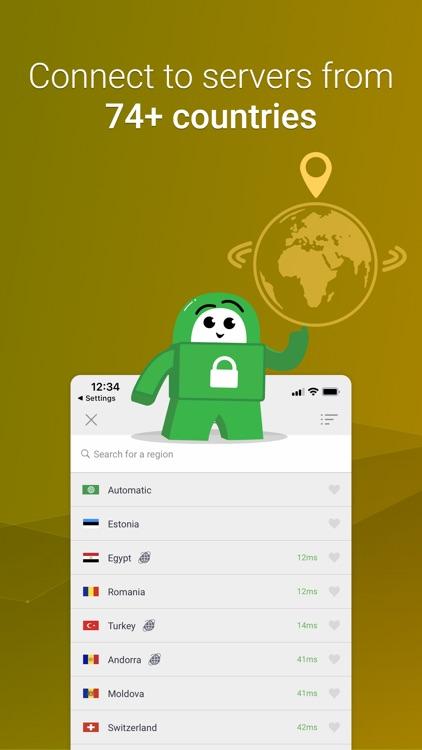 VPN by Private Internet Access screenshot-5