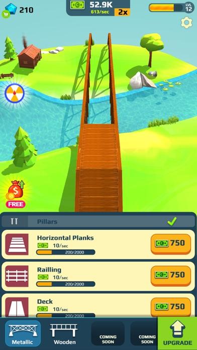 Idle Bridge Design screenshot 4