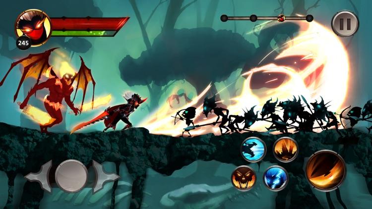 Stickman Legends-Shadow Fight screenshot-4