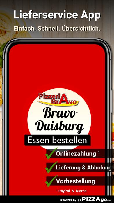 Pizzeria Bravo Duisburg Laar screenshot 1