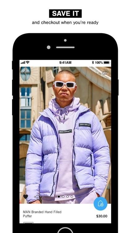 boohooMAN – Men's fashion screenshot-3
