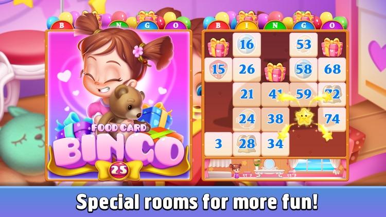 Bingo Frenzy -Live Bingo Games screenshot-0
