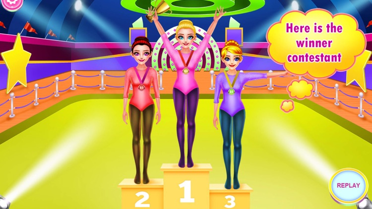 Gymnastics Sports Competition screenshot-7