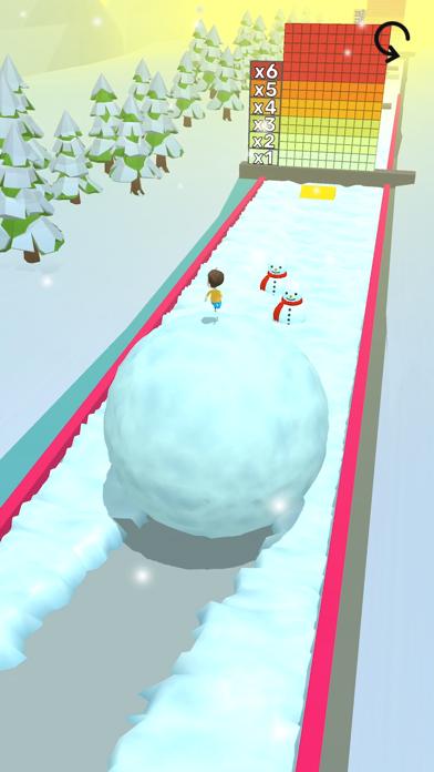 Snow Road screenshot 2