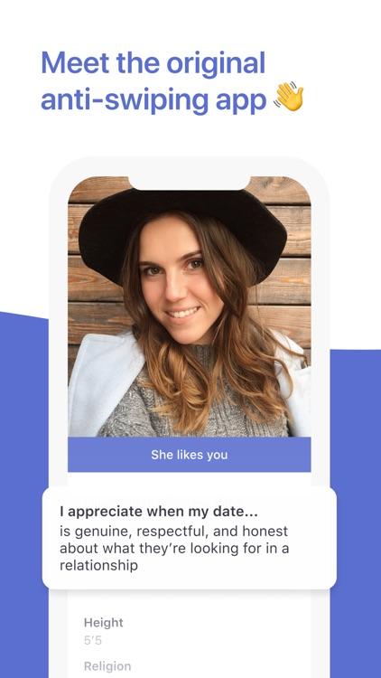 Coffee Meets Bagel Dating App screenshot-0
