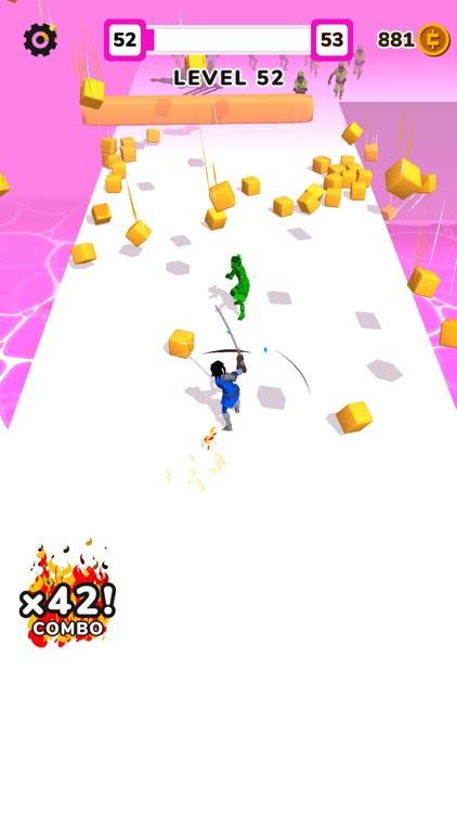 Crowd Master 3D screenshot-6