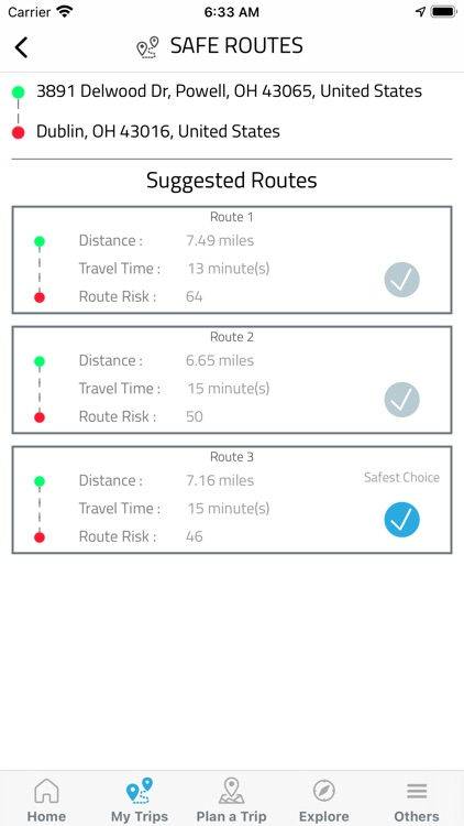 RouteWise screenshot-5