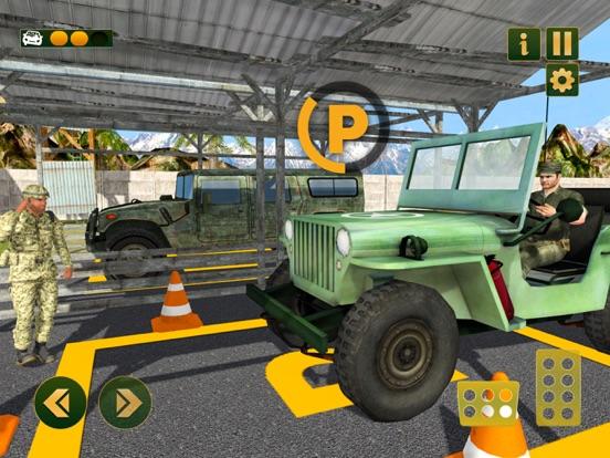 Army Parking Simulator screenshot 9