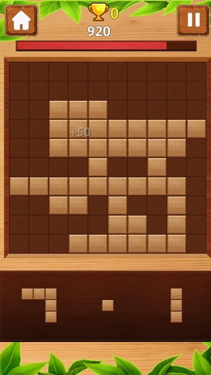 Wood Block Puzzle: Legend screenshot-4