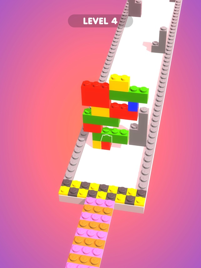 Block Collect, game for IOS