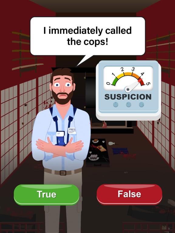 Detective Masters iPad app afbeelding 7