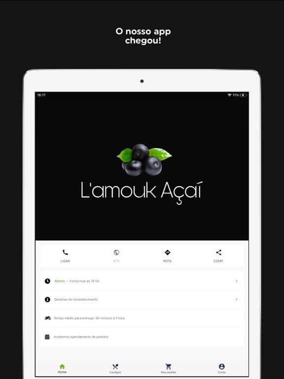 L' amouk Açaí screenshot 7