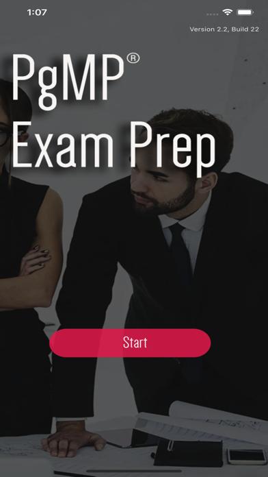 PgMP Exam Test Preparation Q&A screenshot 1