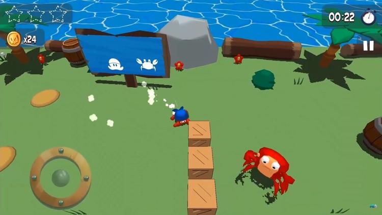 Kraken Land : Adventures screenshot-0