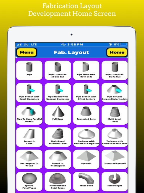 Fabrication Layout screenshot 11