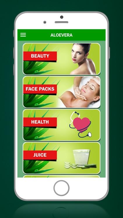 Aloe Vera Benefits !