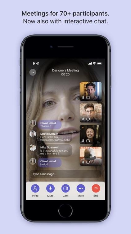 IceWarp TeamChat screenshot-3