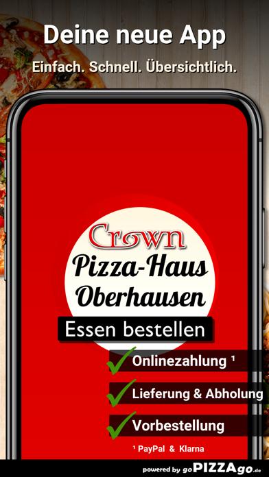 Pizza-Haus Oberhausen screenshot 1