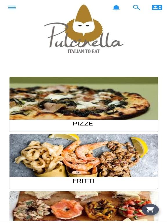 Pulcinella Pizzeria screenshot 4