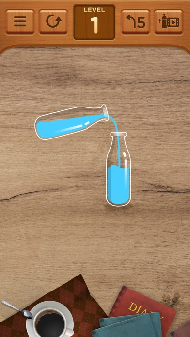Liquid Sort Puzzle- Water Sort screenshot 1