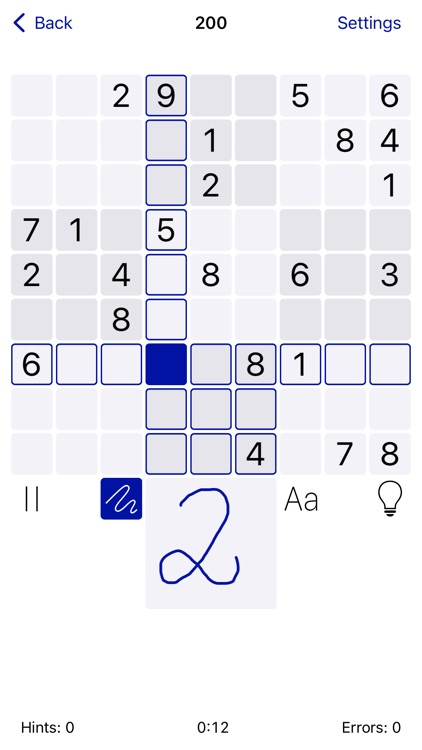 Sudoku: Logic Brain Training screenshot-3
