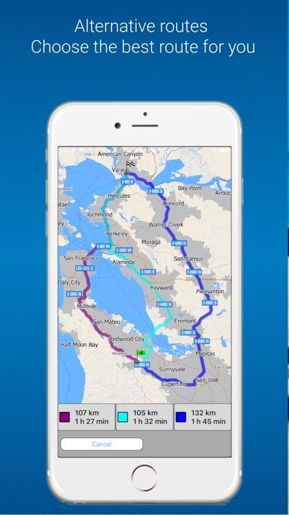 MapFactor Navigator Pro screenshot-6