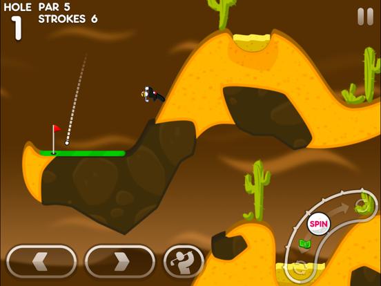 Super Stickman Golf 3+ screenshot 8