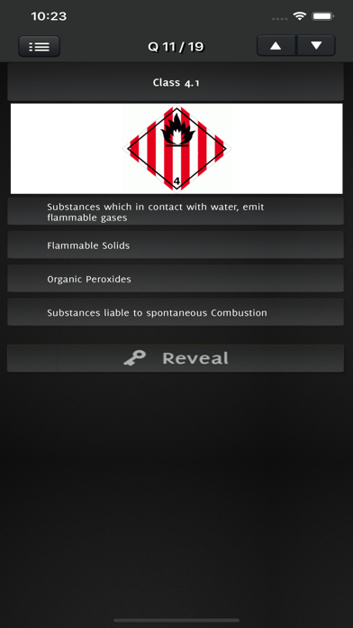 ADR QUIZ - Dangerous Goods screenshot 5