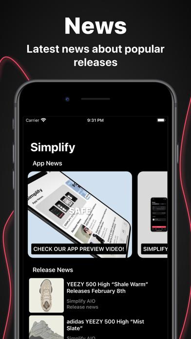 Simplify AIO Screenshot