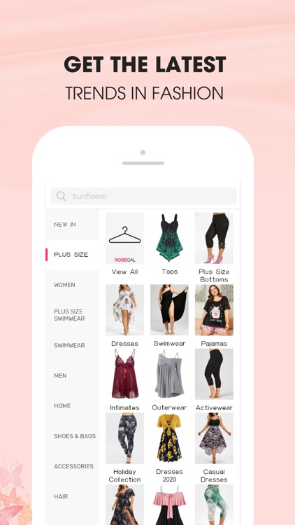 ROSEGAL-Fashion & Clothing screenshot-3