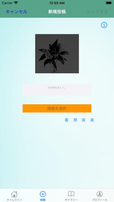 わたしの花言葉探訪 screenshot 2