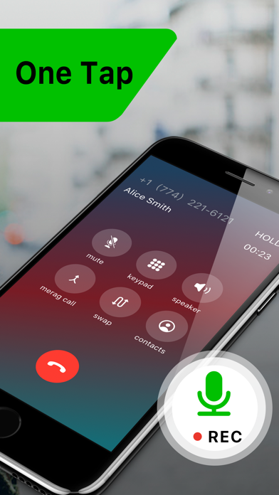 Call Recorder for Phone Call Screenshot