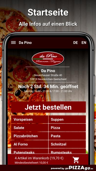 Da Pino Neunkirchen-Seelscheid screenshot 2
