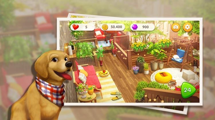 My Home Design : Garden Life screenshot-7