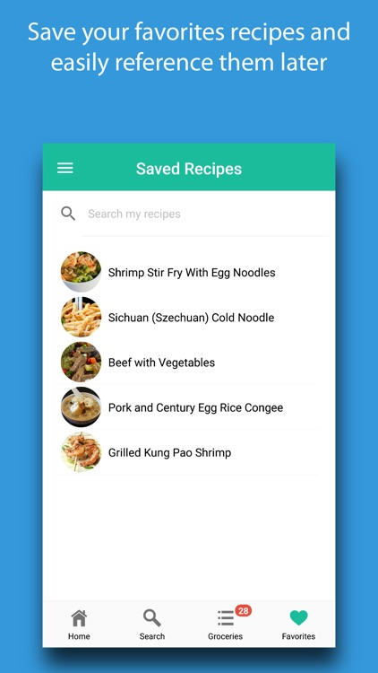 Chinese Recipes & Meals screenshot-5