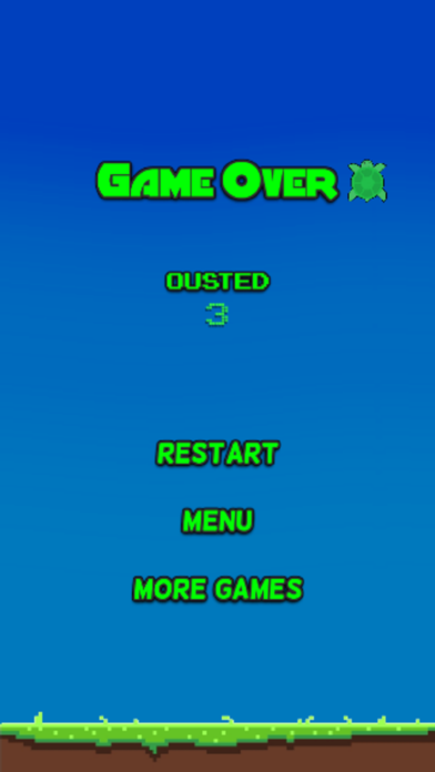 Oust The Turtle PRO Screenshots