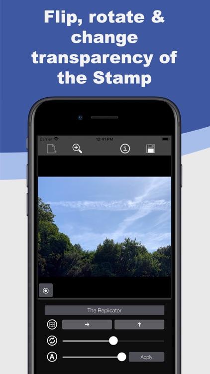 Replicator Tool - Clone Stamp screenshot-5