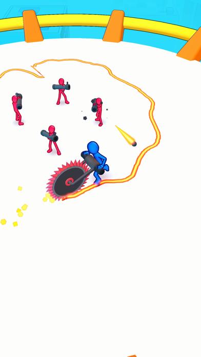 Cut the Ground screenshot 1