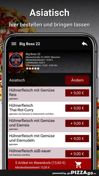 Big Boss 22 München screenshot 6