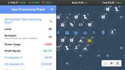 Industry Idle - Factory Tycoon screenshot 5
