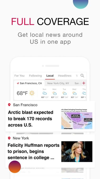 News Break - Local Headlines screenshot-3