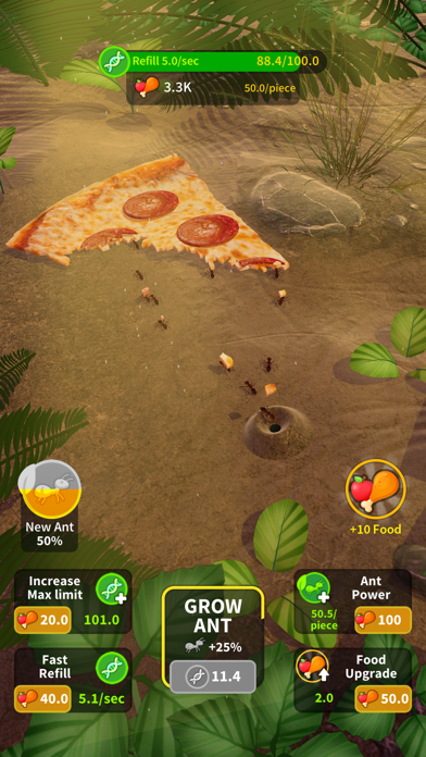 Little Ant Colony - Idle Game screenshot 2