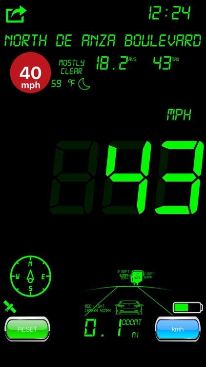 Speedbox Digital Speedometer screenshot-3