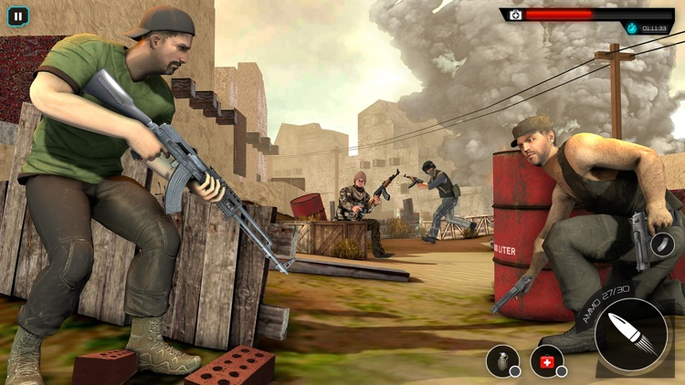 American Shooter : Cover Fire screenshot-5