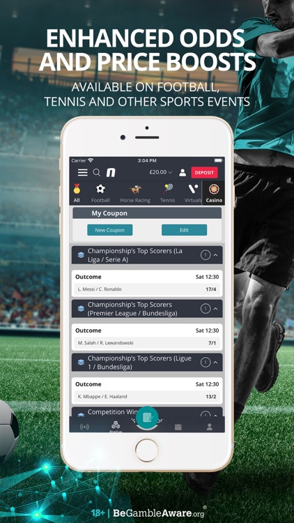 Novibet: Sports Betting screenshot-1