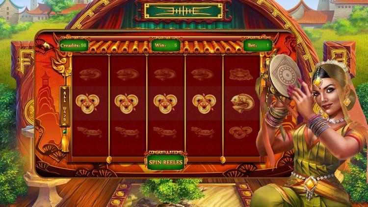 Slots Simulator