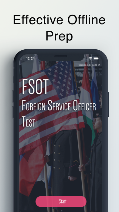 FSOT Practice Test Prep screenshot 1