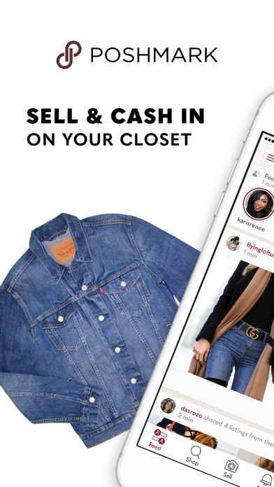 cancel Poshmark: Buy & Sell Fashion app subscription image 1
