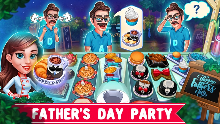 Cooking Party Star screenshot-3